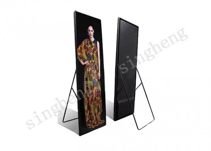 Outside Digital Signage, Fashion Design: Poster LED Display Indoor P3  for Public Events: SALE, SHOW, MOVIE,STATION