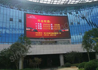 China Epistar Chip P10 Outdoor Led Display 16.7m Colors Grey Scale Industrial Waterproof company