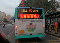 Rear Window Bus LED Display 16.7M Colors Grey Scale HS Code 8528591090