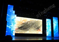 China Indoor P2 Large Led Display Panels 256x128mm Module Size Long Service Life factory
