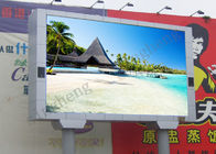 Good Thermal Design Large LED Advertising Screens P4 Premium Raw Material