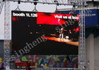 Outdoor Events Led Video Wall Display P4.81 AC110 / 220V Input Voltage
