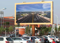 P10 Large LED Advertising Screens Fast Installation IP65 Degree For Modules