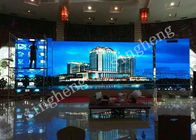 China P5 LED Digital Advertising Display Screens 50 / 60Hz Frame Frequency CE Approved factory