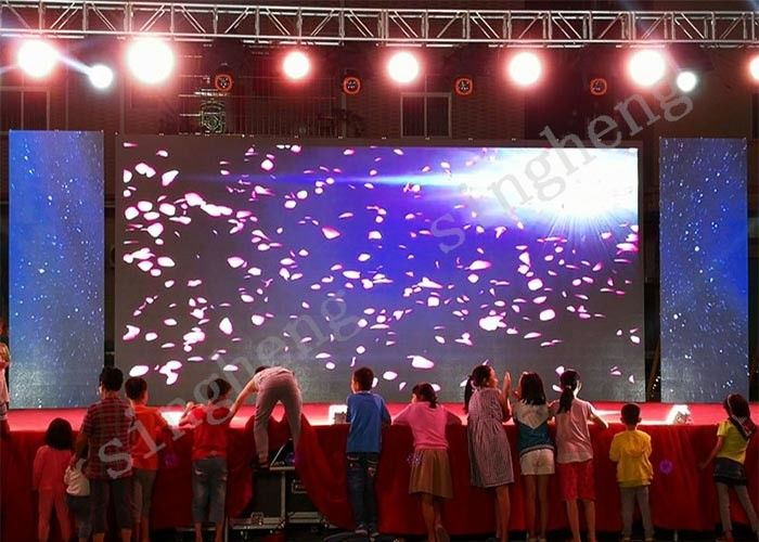 Hd Digital Rental Video Wall For Stage Public Events Like Wedding Music Concert Led Screen Outdoor
