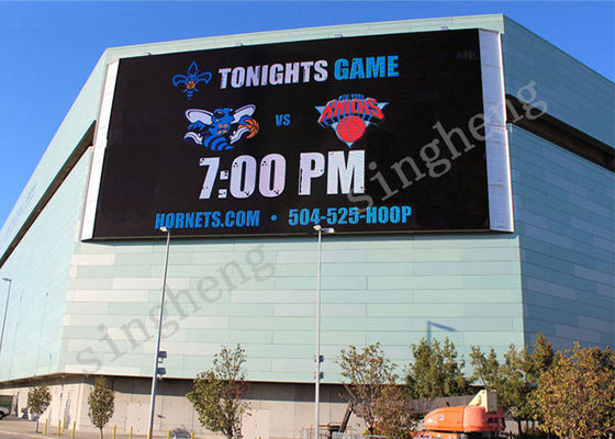 Outdoor LED Advertising Screens