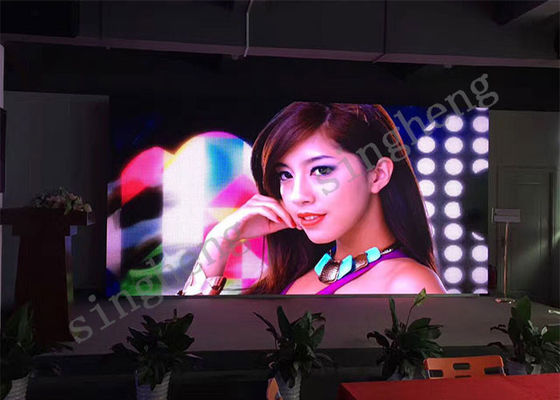 High Definition Small Pixel Pitch LED Display 1.25mm Pixel Pitch HD Display