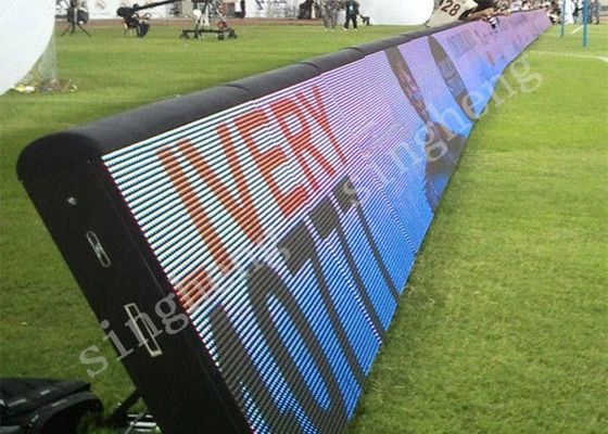 Stadium Perimeter LED Display