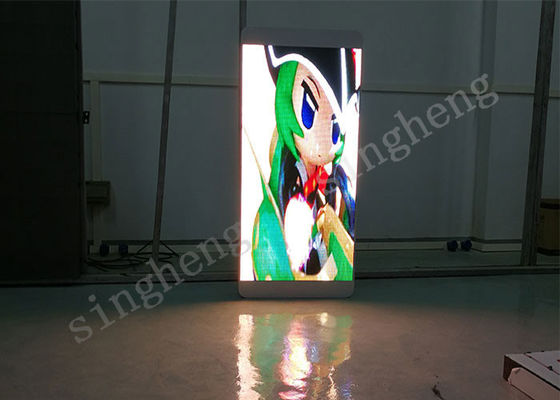 Outdoor Pole LED Display