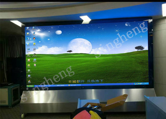 Wide Application Scope Indoor Led Display Screen Small Pixel Pitch P1.923 sharper image